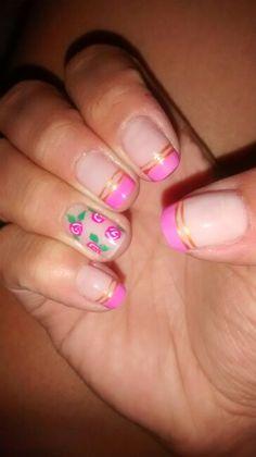 Divinas mis uñas de hoy
