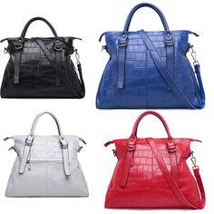 Genuine Leather Women Tote Shoulder Handbag Lady Messenger Purse Hobo Bag | Clothing, Shoes & Accessories, Women's Handbags & Bags, Handbags & Purses | eBay!