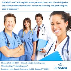 we offer a variety of health care services through our clean, welcoming and professionally run clinic that can help you achieve a better sense of well being and higher quality of life...http://citimedny.com/