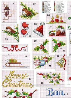 Christmas Cross-Stitch