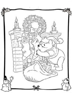 Have fun with this amazing coloring page of a happy Santa Claus