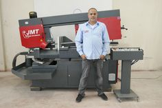 JMT BANDSAW MACHINE The whole range of JMT bandsaw machines are manufactured from superior quality raw material sourced. We offer quality tested machines with high functionality. We are known in the market for our customized solutions. We transform your reqirements into  customized machines. We offer machines with complete safety arrangements.
