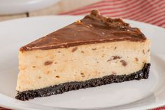 No-Bake Peanut Butter Cheesecake