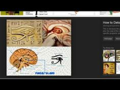 Pineal Gland & Eye of the Capstone