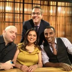 Food Network Chopped Judge Maneet Chauhan