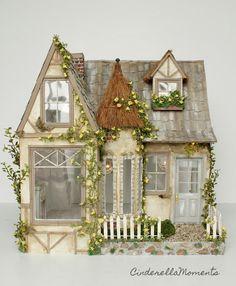 Cinderella Moments: Cotsworth Cottage Dollhouse