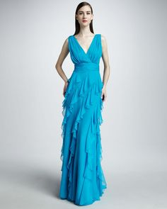 Pretty summer gown!