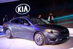 2014 Kia Cadenza #kia #cars #cadenza www.thewoodchesterkia.com