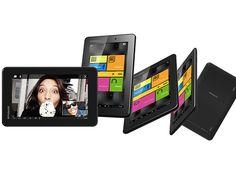 Polaroid lança tablets dinâmicos e de baixo preço