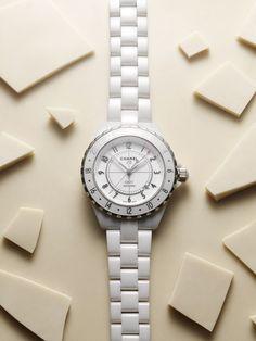 Chanel J12 watch & Chocolate