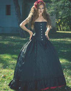 Photography by Laura Dark Model Shantia Veney MUA Mascaraid