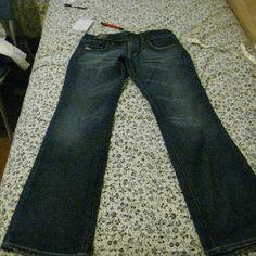 Diesel Women Jeans Cherone Low Bootcut 100% Cotton Great shape  Little wear on ankles Diesel Jeans Flare & Wide Leg