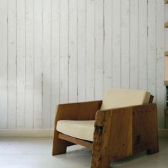 NLXL - Piet Hein Eek - Papel tapiz madera reciclada
