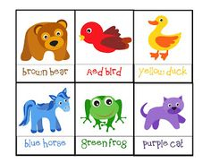 Preschool Printables: Brown Bear Guthridge This will be good for Noah when he gets bigger Kindergarten Books, Preschool Literacy, Preschool Lesson Plans, Preschool Books, Preschool Printables, Early Literacy, Book Activities, Bears Preschool, Children Activities
