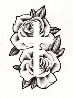 Cross Tattoo Designs - Tattoos and Body Art . - Cross tattoo designs – tattoos and body art – Christmas designs - Dope Tattoos, Hand Tattoos, Forarm Tattoos, Forearm Sleeve Tattoos, Neck Tattoos, Body Art Tattoos, Tattoos For Guys, Tattoos For Women, Flower Tattoos