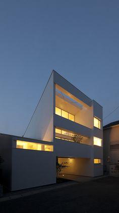 House in Iwase,© Jin Hosoya