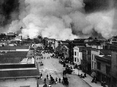 san francisco quake -- 1906