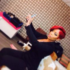 K Michelle Short Hairstyles ... HAIR CHANNEL on Pinterest | Body wave, Virgin hair and Brazilian hair