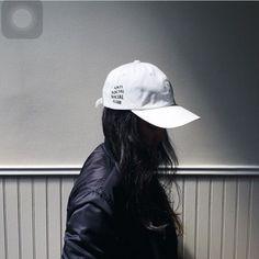 a4d5a1491a2  antisocialsocialclub ASSC WEIRD CAP - White on Carousell Monochrome Fashion