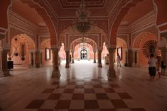 Jaipur city palace interior - City Palace, Jaipur - Wikipedia, the free encyclopedia Rome Adventure, City Palace Jaipur, Country Inn And Suites, India Travel, India Trip, Travel Around, Cool Places To Visit, Travel Pictures, Taj Mahal