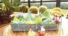 # Mini Easter chickens Mini Easter chickens Sewing instructions and patterns . - # Mini Easter chickens Mini Easter chickens sewing instructions and patterns - Knitting Patterns Free, Free Knitting, Sewing Patterns, Sewing Hacks, Sewing Crafts, Sewing Tips, Techniques Textiles, Easy A, Mini