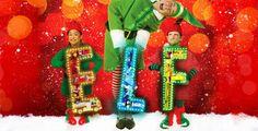 Elf at 5th Avenue Theatre: November 30 - December 31, 2012