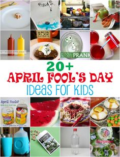 20+ hilarious April Fools Day ideas for kids - Design Dazzle http://www.designdazzle.com/2014/03/april-fools-day-ideas-kids/