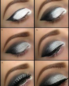 Beautiful Makeup with Just One Pencil - Tutorial - AllDayChic