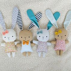 We love the adorable handmade dolls and custom watercolors from Blue J Ink--but we love the inspiration behind this shop even more.