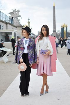 pink and violet - Trendycrew.com