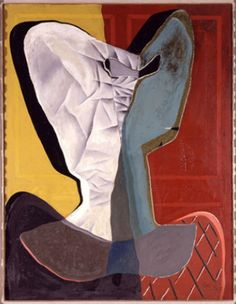 Salvador Dalì  Alrelcchino 1927 -  olio su tela, cm 196,5 x 150