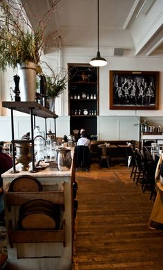 a vintage classic caf interior oddfellows cafe bar seattle