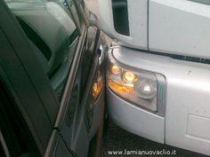 #renaultclio Danni alla #carrozzeria della Clio