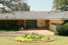 A Drive through Historic Ridgelea | Crestview Doors, Austin TX | Flickr