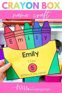 Adorable Name Craft