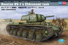 Model Artillery Kits - Hobby Boss KV1 Ehkranami Vehicle Model Building Kit *** Want to know more, click on the image.