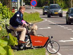 Bakfiets Prins Willem-Alexander