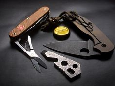 everyday-cutlery:      EDC Tools mikey_likey1