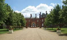 Luxury Spa Hotel near London | Champneys Tring Health Resort. One of my fav places for a summer weekend break.