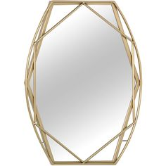 Gold Geo Mirror 18 x Basement Living Rooms, At Home Store, Geo, 18th, Budget, Stuff To Buy, Mirrors, Home Decor, Style
