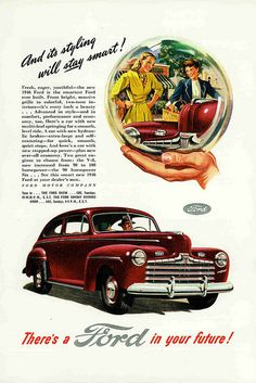 Ford Super De Luxe Coupe, 1946 | Flickr - Photo Sharing!