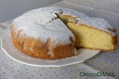 Torta 7 vasetti (ricetta dolce allo yogurt). Ricetta torta soffice da farcire fatta misurando gli ingredienti con il vasetto di yogurt (anche senza glutine)