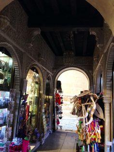 La Alcaicería, Granada