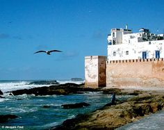 La ville de Essaouira :Maroc