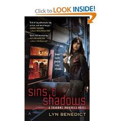 First book in a 5 book series about a Paranormal detective...book 5 just came out