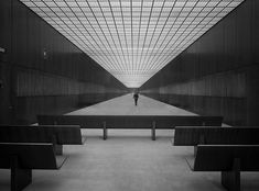 Mies van der Rohe #Chicago Federal Center (1964). #miesvanderrohe