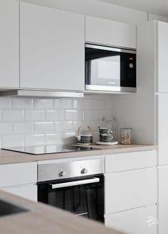 Best Kitchen Designs, Modern Kitchen Design, Interior Design Kitchen, American Kitchen Design, Modern Farmhouse Kitchens, Home Kitchens, Kitchen Remodel Cost, Kitchen Remodeling, Remodeling Ideas