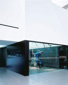 TRUMPF Laser Pavillon – büro münzing