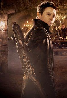 Jeremy Renner as Hansel