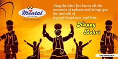 May the lohri fire burns all the moments of sadness and brings you the warmth of joy and happiness and love. Happy Lohri.